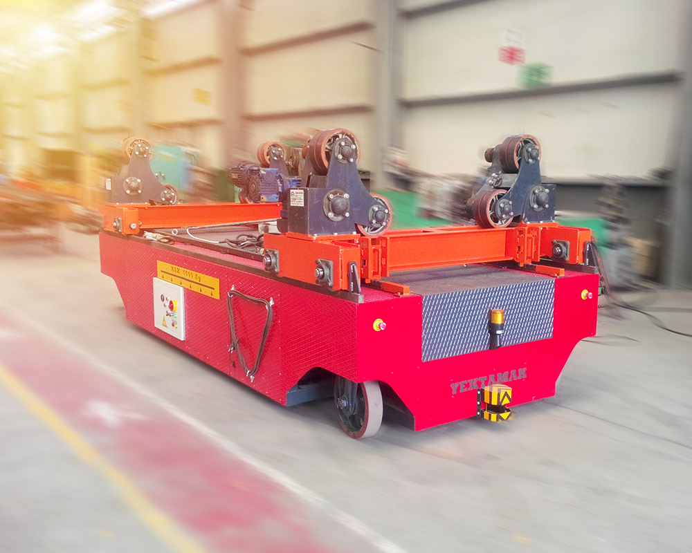 What are Industrial Transfer Carts?